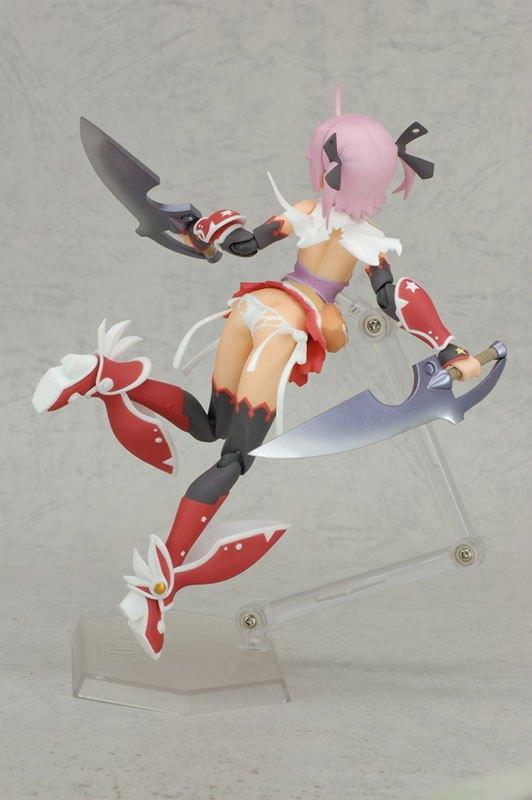 Figma SP006. Queens Blade CUTE Spiral Chaos