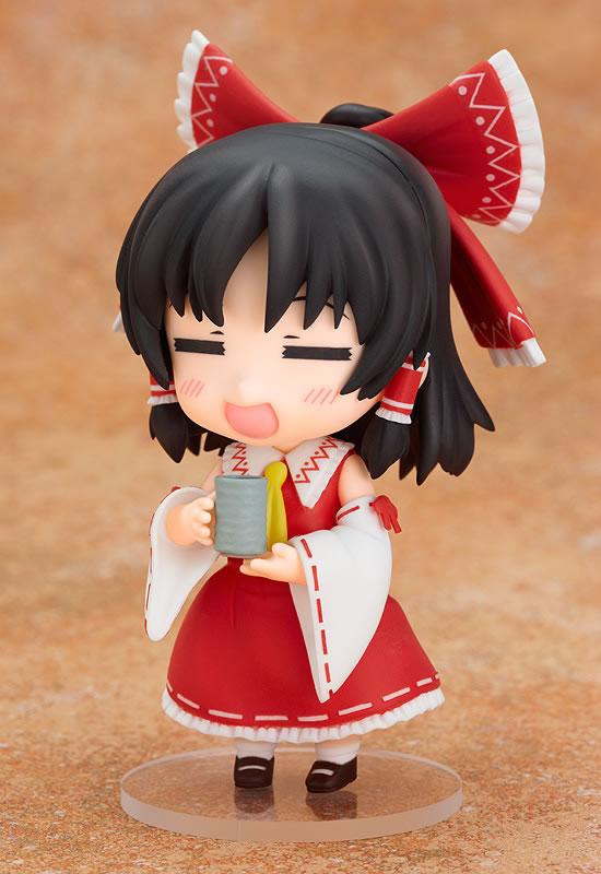 Nendoroid 074. Reimu Hakurei / Аниме фигурка Touhou Project Reimu Hakurei