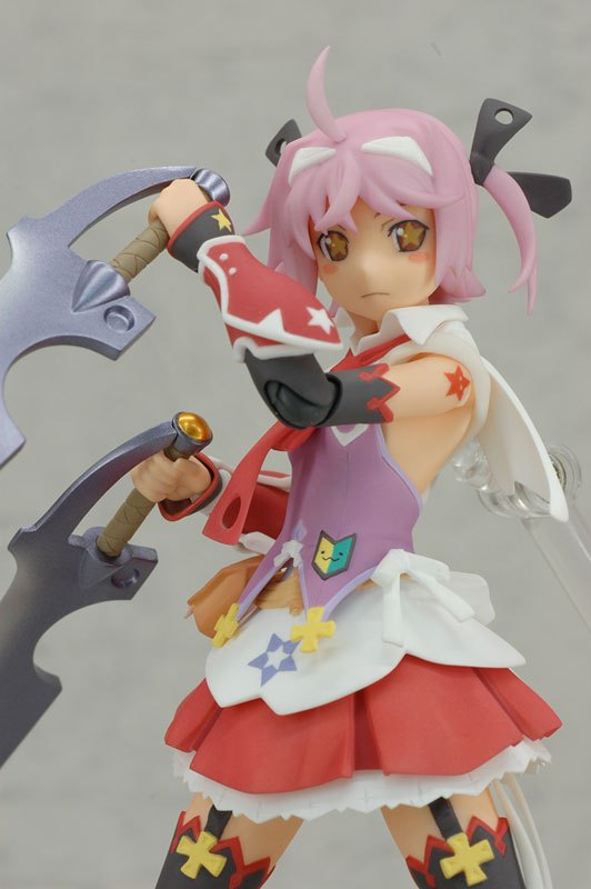 Figma SP006. Queens Blade CUTE Spiral Chaos