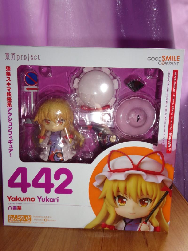 Nendoroid 442. Yukari Yakumo / Фигурка Юкари Якумо Touhou Project