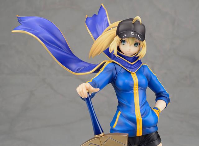 Heroine X Saber Fate/stay night Complete Figure / Аниме фигурка Сейбер из аниме Судьба Ночь Схватки