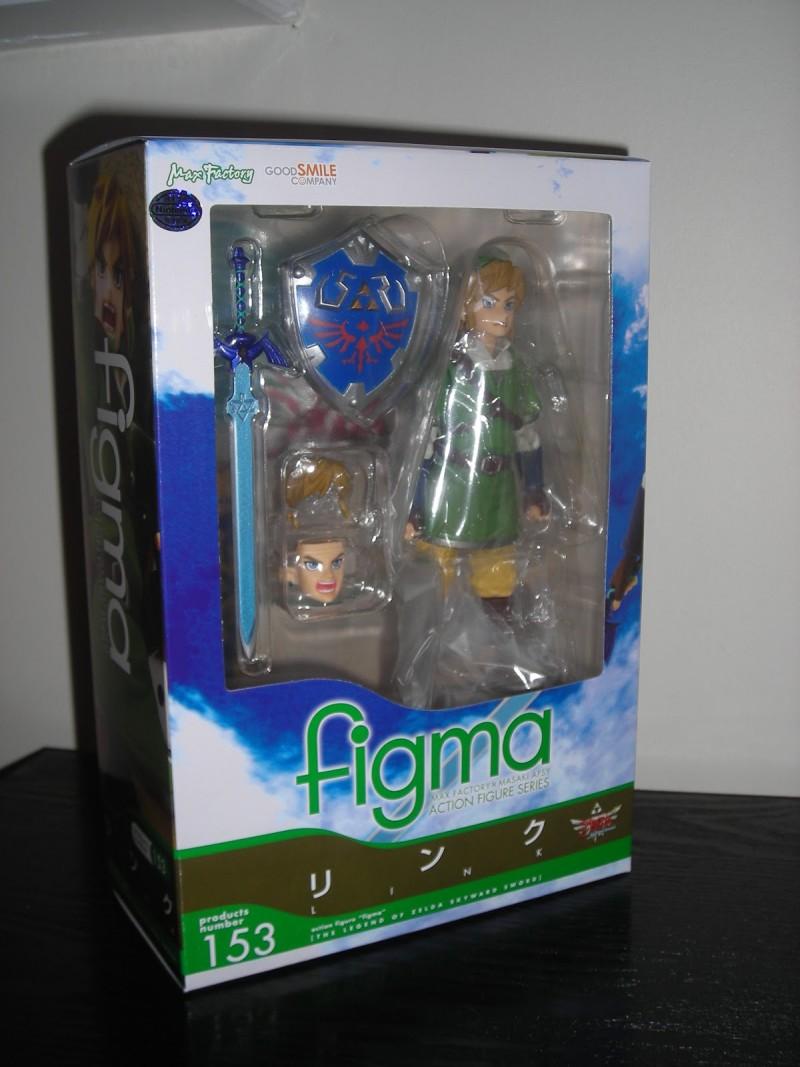 Figma 153. Link The Legend of Zelda / Фигурка Линка