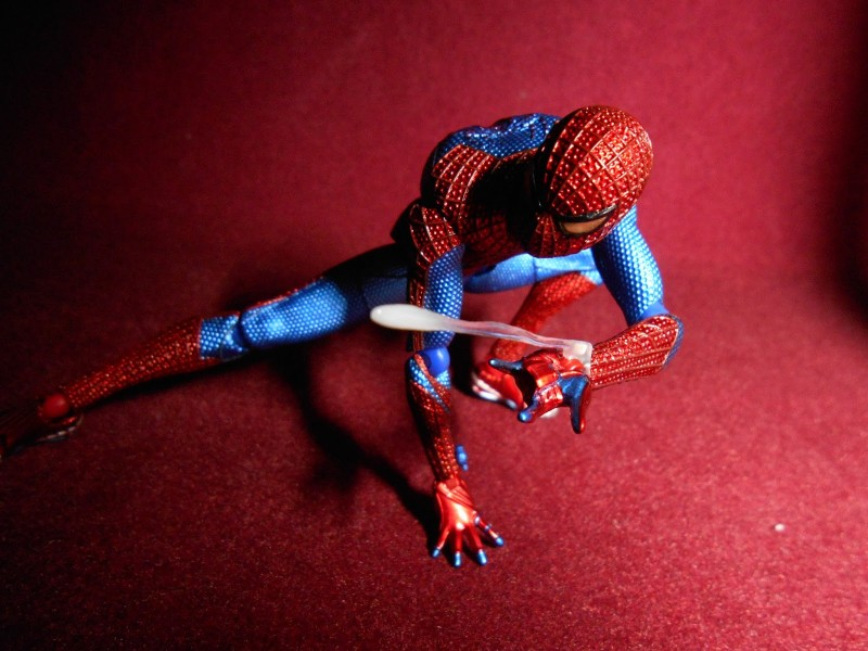 Figma 199. Spider-Man / Человек-паук фигма фигурка