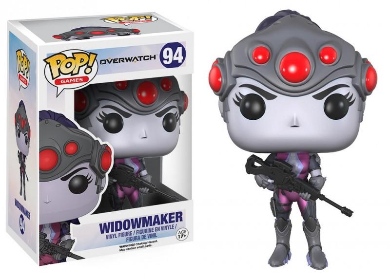 Funko POP. Overwatch Widowmaker / Фанко Поп - Овервотч фигурка Роковая вдова