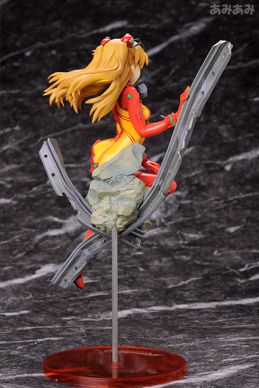 Evangelion: 2.0 You Can (Not) Advance - Asuka Langley Shikinami Test Type Plugsuit Ver.