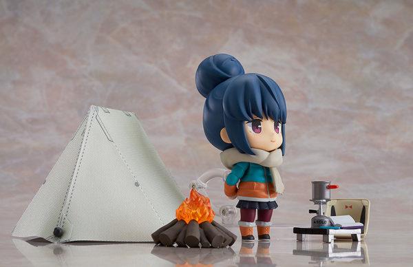 Rin Shima DX Ver. Laid-Back Camp [Nendoroid 981-DX]