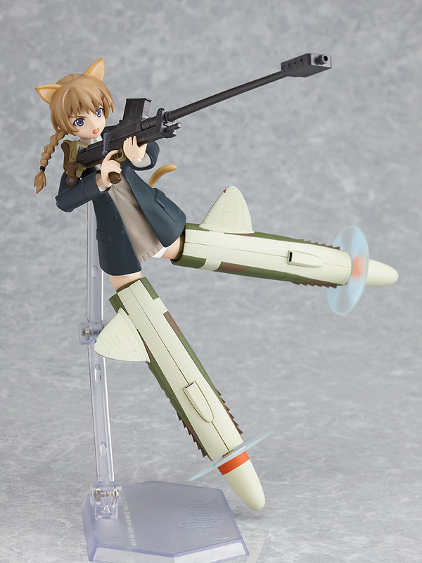 Strike Witches: Lynette Bishop [Figma 106]