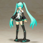Frame Arms Girl – Frame Music Girl Hatsune Miku Plastic Model Vocaloid 2