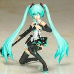 Frame Arms Girl – Frame Music Girl Hatsune Miku Plastic Model Vocaloid 10