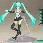 Frame Arms Girl – Frame Music Girl Hatsune Miku Plastic Model Vocaloid 11