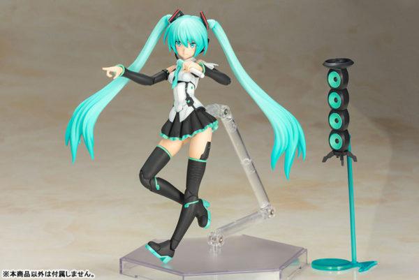 Frame Arms Girl - Frame Music Girl Hatsune Miku Plastic Model Vocaloid