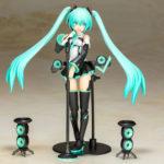 Frame Arms Girl – Frame Music Girl Hatsune Miku Plastic Model Vocaloid 4