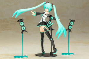Frame Arms Girl - Frame Music Girl Hatsune Miku Plastic Model Vocaloid