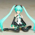 Frame Arms Girl – Frame Music Girl Hatsune Miku Plastic Model Vocaloid 5