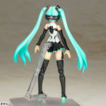 Frame Arms Girl – Frame Music Girl Hatsune Miku Plastic Model Vocaloid 8