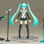 Frame Arms Girl – Frame Music Girl Hatsune Miku Plastic Model Vocaloid 9