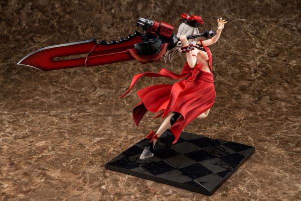GOD EATER Alisa Ilinichina Amiella Crimson Anniversary Dress Ver.