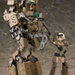 M.S.G Modeling Support Goods - Gigantic Arms 01 Powered Guardian Frame Arms Girl