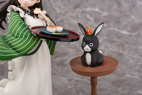Is the order a rabbit?? Chiya