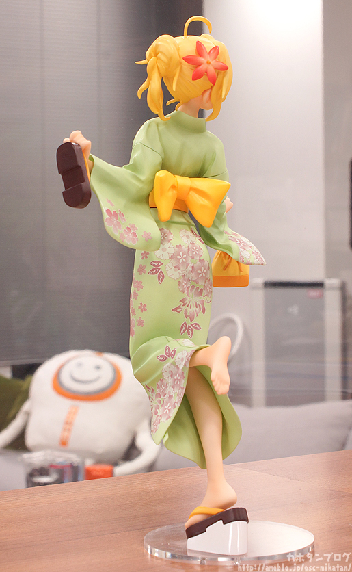 Hoshii Miki Yukata ver. THE IDOLM@STER