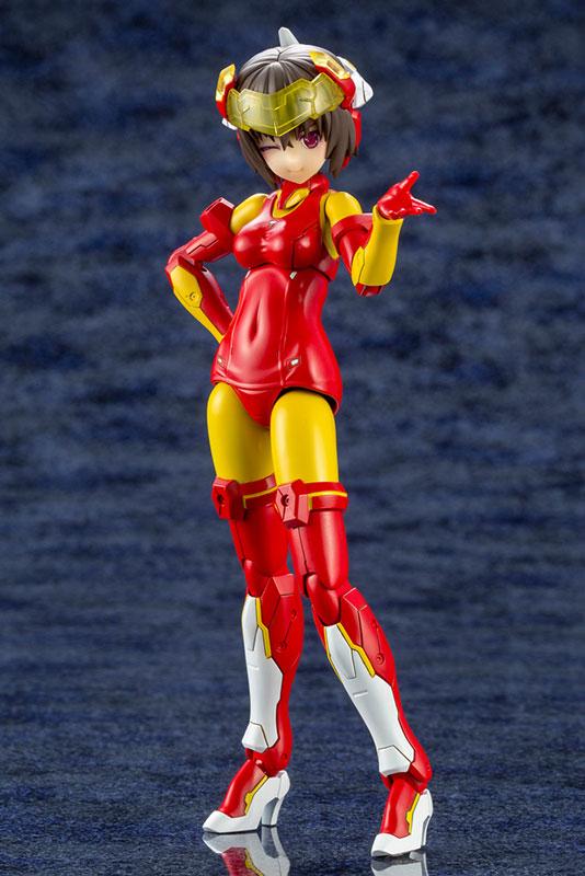 Frame Arms Girl - Frame Arms Girl & Rapid Raider Set (Fleswerk Ver.)