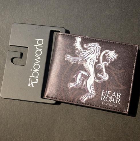 Game of Thrones Wallet / Кошелек Игра Престолов